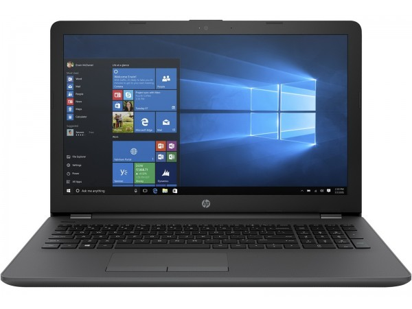 "HP 250 G6, 15.6"" HD, Intel Core i3-7020U, Bez OS-a, Sivi"