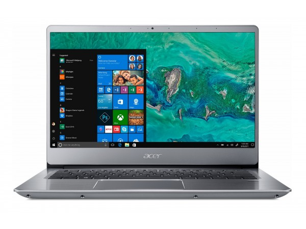 "ACER Swift 3 SF314-56-38MA, 14.0"" FHD, Intel Core i3-8145U, Bez OS-a, Srebreni"