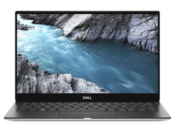 DELL XPS 13-9380, 13.3'' 4K, Intel Core i7-8565U, Windows 10 Pro, Srebreni