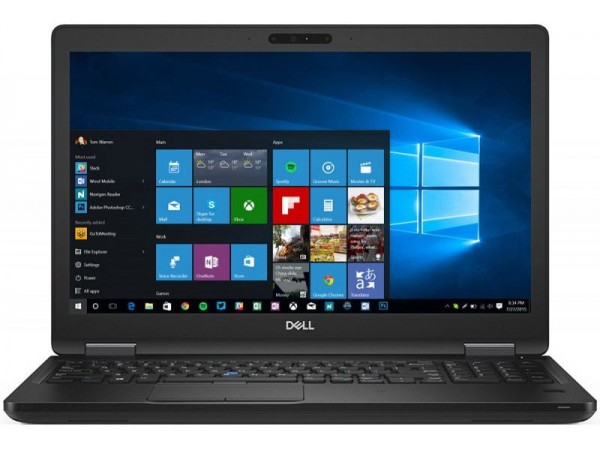 "DELL Latitude 5590, 15.6"" FHD, Intel Core i5-8350U, Windows 10 Pro, Crni"