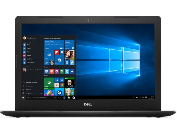 "DELL Inspiron 15-3583, 15.6"" FHD, Intel Core i7-8565U, Linux, Black"