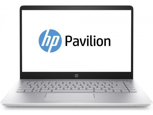"HP Pavilion 14-bf101no, 14.0"" FHD, Intel Core i7-8550U, Windows 10, Srebreni"