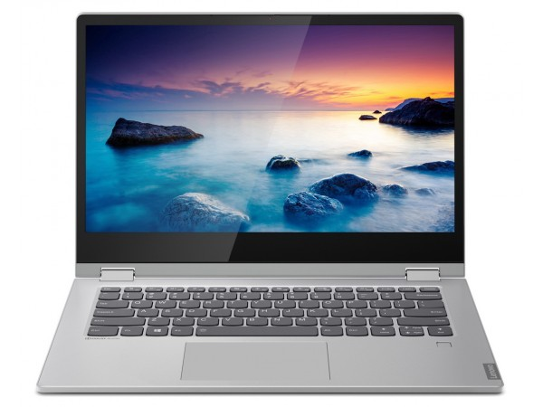 "LENOVO IdeaPad C340-14, 14.0"" FHD, Intel Core i5-8265, Windows 10 Pro, Srebreni"