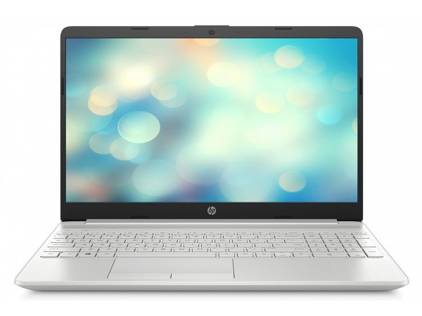 "HP laptop 15-dw0085nm, 15.6"" FHD, Intel Core i5-8265U, Bez OS-a, Srebreni"