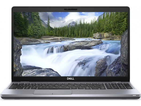 "DELL Latitude 5510, 15.6"" FHD, Intel Core i5-10310U, Linux, Sivi"