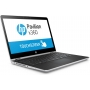"HP Pavilion x360 14-dd0002nm, 14.0"" HD, Intel Core i3-8130U, W 10Home, Srebreni"