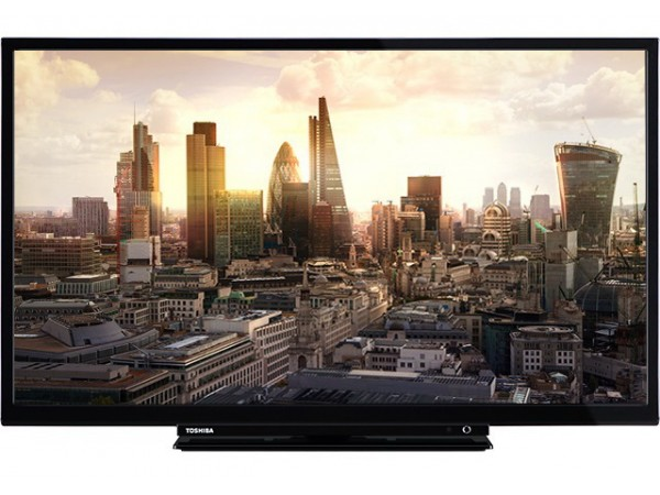 "TOSHIBA televizor 49L2863DG D-LED, 49"" (124 cm), Full HD, Smart, Crni"