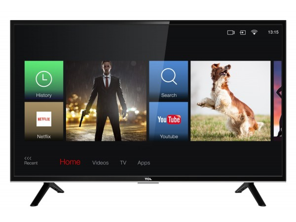 "TCL televizor 40DS500 LED, 40"" (101cm), FHD, Smart, Bazni, Crni"