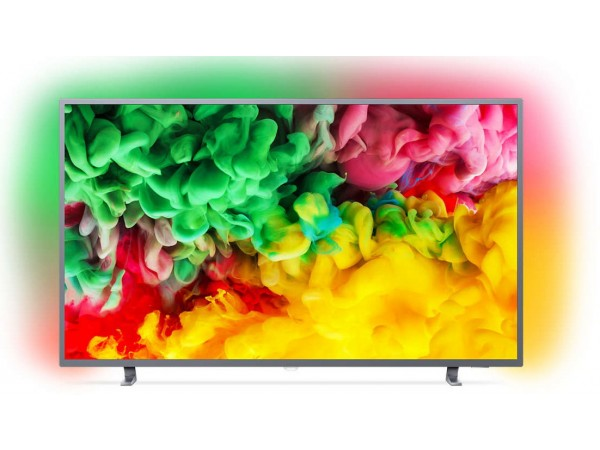 "PHILIPS televizor 50PUS6703 LED, 50"" (126 cm), 4K Ultra UHD, Smart, Srebrni"