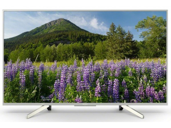 "SONY televizor 43XF7077 E-LED, 43"" (109 cm), 4K Ultra HD, Smart, Linux, Srebrni"