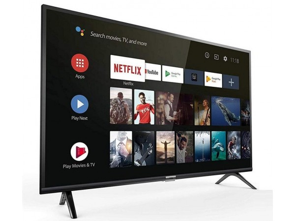 "TCL televizor 32ES560 LED, 32"" (81 cm), HD Ready, Android, Crni"