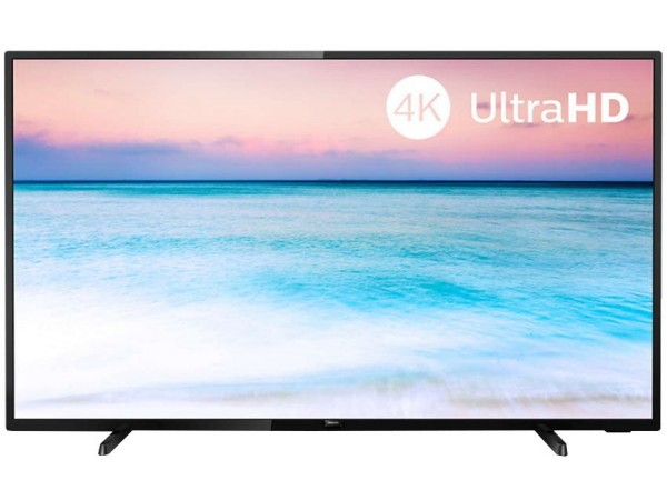 "PHILIPS televizor 43PUS6504, E-LED 43"" (109cm), 4K Ultra HD, Smart, Crni"