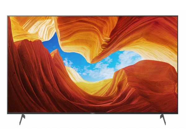 "SONY televizor KD65XH9077, 65"" (164 cm) LED, 4K Ultra HD, Smart, Srebreni"