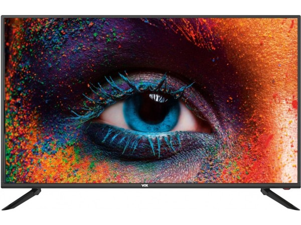"VOX 50ADS314B D-LED Slim, 50"" (127 cm), 4K Ultra HD, Android, Crni"