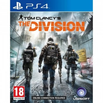The Division /PS4 - USED