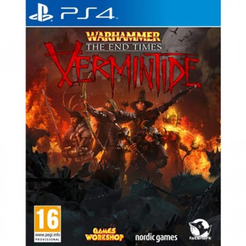 Warhammer : End Times - Vermintide /PS4 - USED